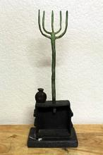ORIGINAL BRONZE SCULPTURE AFTER ARTIST MIRO