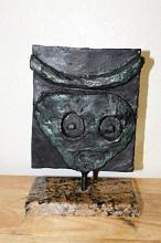 ORIGINAL BRONZE SCULPTURE AFTER ARTIST MAX ERNST