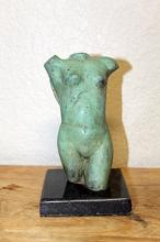 ORIGINAL BRONZE SCULPTURE AFTER ARTIST M. HUGUE