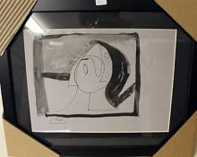 By Pablo Picasso Signed Pencil Art