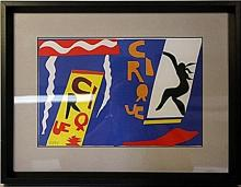 Henri Matisse- Limited edition -The Circus