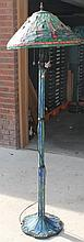 Blue Tiffany Lamp (N-9DZ-10DZ)