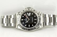 Rolex Explorer II Mens Watch
