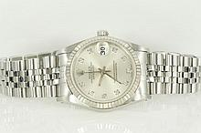 Rolex Datejust Diamond Mid-size Watch 68274G