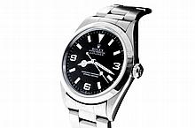 Rolex Explorer Mens Watch 14270