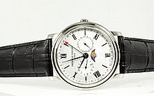 Frederique Constant Business Timer Mens Watch