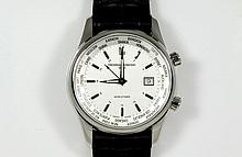 Frederique Constant Index Healy Mens World Time Watch