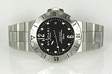 Bvlgari Mens Automatic Watch