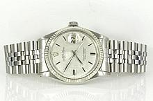 Rolex Datejust Mens Watch 1601