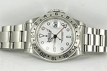Rolex Explorer II Mens Watch 16570