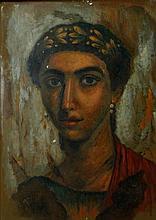 A Female Portrait