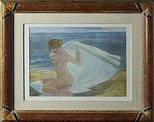 A Pastel by G. Piccioni