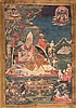 Thangka depicting the master Gelug-pa   China/Tibet, 18th Century