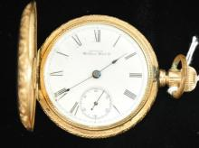 Pair of Waltham Pocket Watches