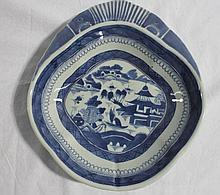 Chinese Canton Style Porcelain Bowls