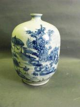 Chinese Porcelain Twin Double Gourd Snuff Bottle