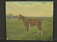 J.E.HALLY (EARLY 20TH CENTURY), Equestrian