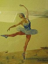 LEWIS FOX, (BRITISH, CONTEMPORARY), Ballet Dance