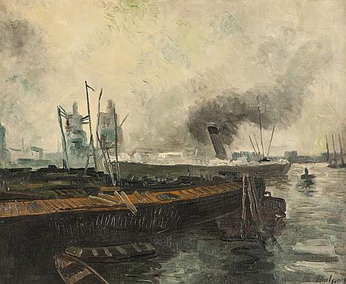 STANISLAW (STACHA), HALPERN (1919-1969),