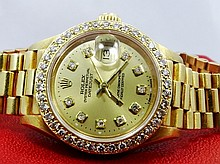 Rolex,Diamond,Gems & Fine Estate Jewelry Auction