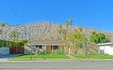 TRUSTEE AUCTION-HISTORICALLY SIGNIFICANT 4B/4B HOUSE IN *WARM SANDS* PALM SPRINGS CALIFORNIA,FULLY REMODELED