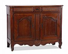 19th c. French Provincial style buffet