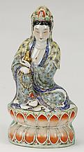 Early 20th c. Chinese porcelain Guanyin