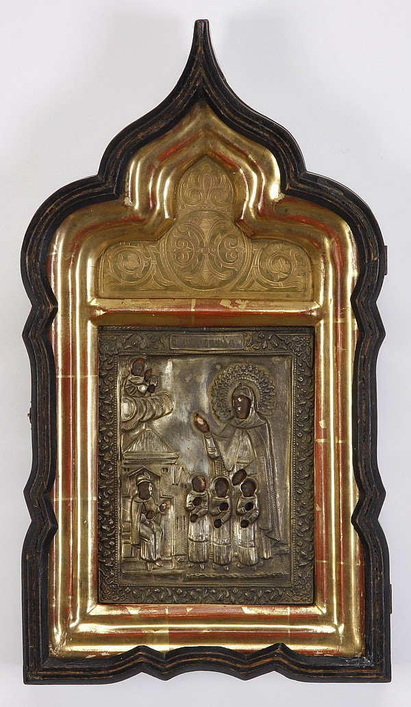 Late 18th c. Russian Orthodox icon