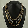 Agate Fashion Necklace ,FN0075-120180,103.00g