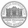 2014 1 oz Silver Austrian Philharmonic
