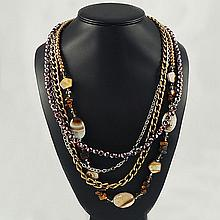 Agate Fashion Necklace ,FN0075-120180,165.50g