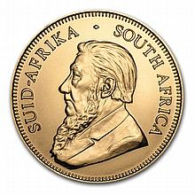 2014 1 oz Gold South African Krugerrand