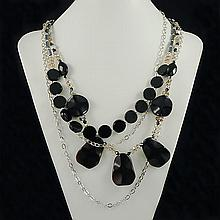 Agate Fashion Necklace ,FN0075-120180,117.00g
