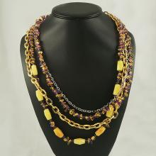 Agate Fashion Necklace ,FN0075-120180,151.90g