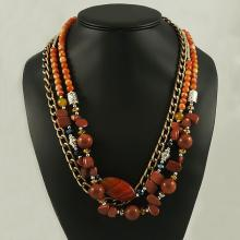 Agate Fashion Necklace ,FN0075-120180,129.00g