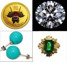 GIA Diamonds, Gemstones, Coins, FINE & Fashion Jewelry...Holloween SPECIAL!!
