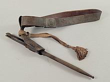 A German First World War issue bayonet and