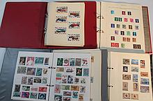 A quantity of GB and world used stamps, to include various green, blue, brown and red back, QEII exa