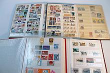 A quantity of world used stamps, to include mid-20th Century and later, New Zealand, Nigeria, variou