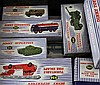 A collection of ten Dinky Supertoys vehicles,