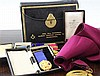 A collection of Masonic memorabilia,