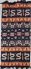 A collection of twelve East Sumba Hinggi Ikats, Indonesia, first half 20th century, 230cm.