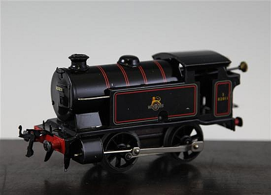 A Hornby Trains 0 gauge, no.40 tank locomotive,