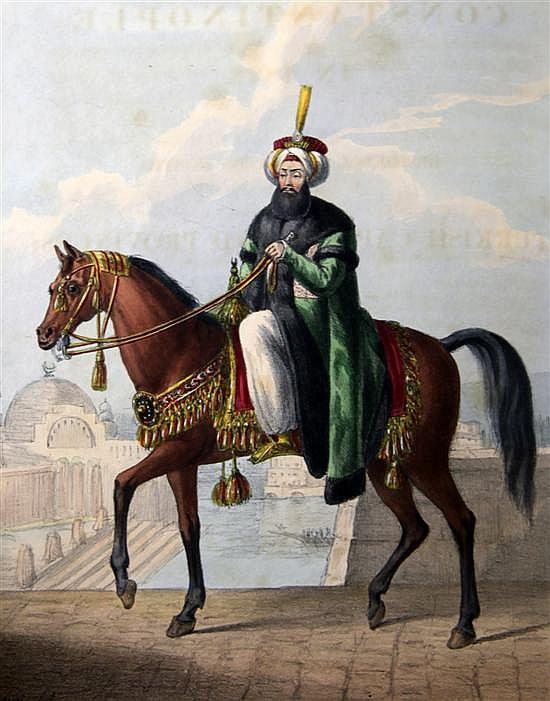 FARLANE (C), CONSTANTINOPLE IN 1828,