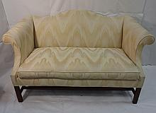 Chippendale Style Love Seat by Southwood Repros