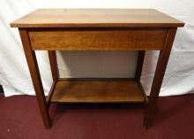 Am. Arts & Crafts Stickley Oak Side Table