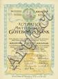Aktiebolaget Göteborgs-Bank [2 Stück]
