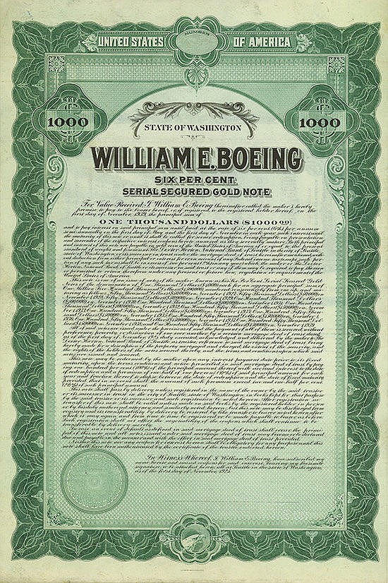 William E. Boeing