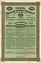 Compañia del Ferrocarril Nacional de Tehuantepec [2 Stück]