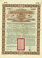 Chinese Imperial Government / Kaiserlich Chinesische Staatsanleihe (Kuhlmann 63 CN)